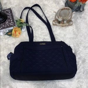Vera Bradley bag 💼 navy color size L.